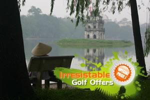 Golf in Hanoi Special