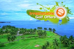 Kota Kinabalu Golf Package Special Offer