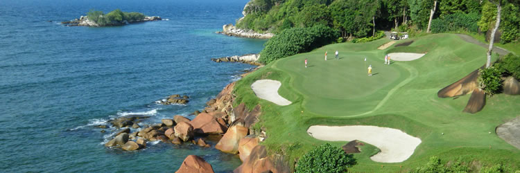 Indonesia Golf Courses