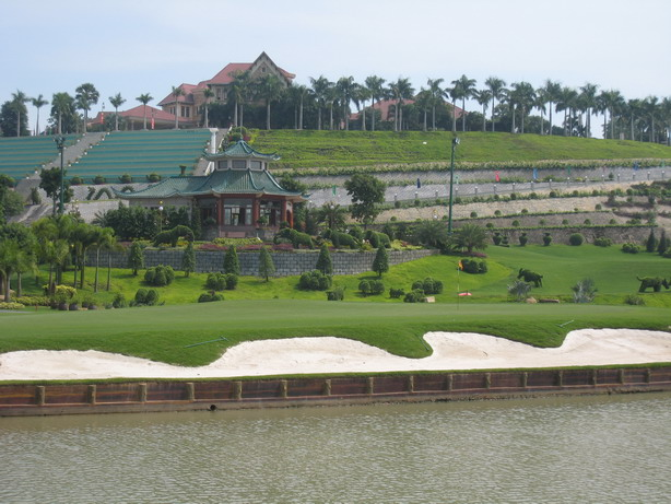 Long Thanh Golf Club and Residential Estates (Saigon, Vietnam)