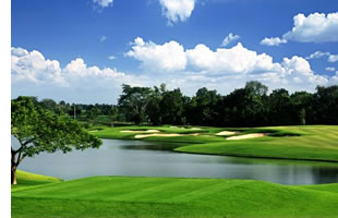 Singha Park Golf Club in Khon Kaen