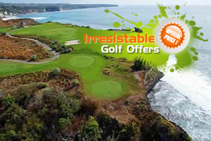 Two Golf Coures Golf Super Package
