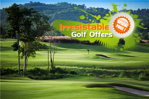 Pattaya - Short Golf Trip Special Deal