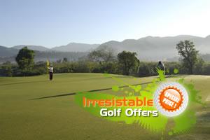 Nothern Thailand Lanna Golf Special