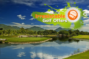 Hua Hin - Golf on a Budget Package