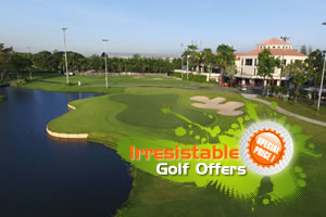 Bangkok - Golf on a Budget Special Package
