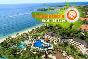 Nusa Dua Beach & Golf Holiday Special