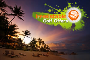 Phuket Best 3 Golf Courses Special