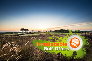 WOW Pattaya Golf Package