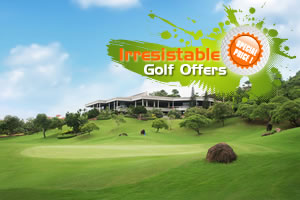 Pattaya - 3 Golf Courses Special Package