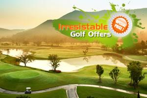 Chiang Mai Low Season Golf Special