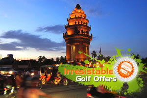 Phnom Penh Golf Extra Discount Tour