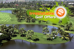 Bangkok - 3 Golf Courses Short Stay Special Package