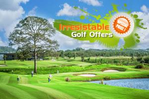 WOW Pattaya Weekend Golf Package