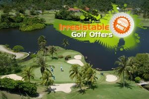 Phuket Short Break Golf Discount