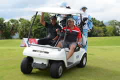2015 Centara World Masters Golf Championship Aiming High