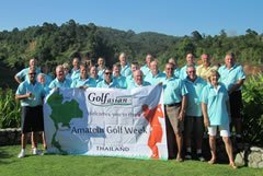 Golfasian Amateur Golf Week in Phuket