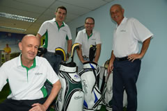 Asia's Seven Golf Marketing Amigos