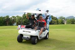 Centara World Masters Golfers