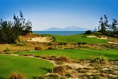 Danang Golf Club in Vietnam