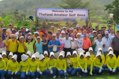 Pattaya Amateur Golf Week
