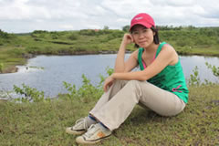 Trang Thuy - General Manager Golfasian Vietnam